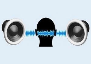 sonothérapie haut parleur