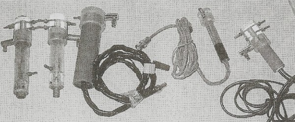 bioelectronimetre premieres sondes