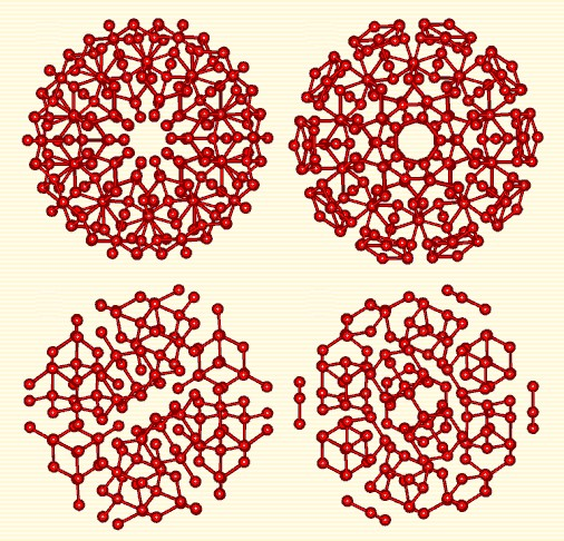 bioélectronique eau mega clusters 1