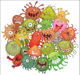 microbes groupe