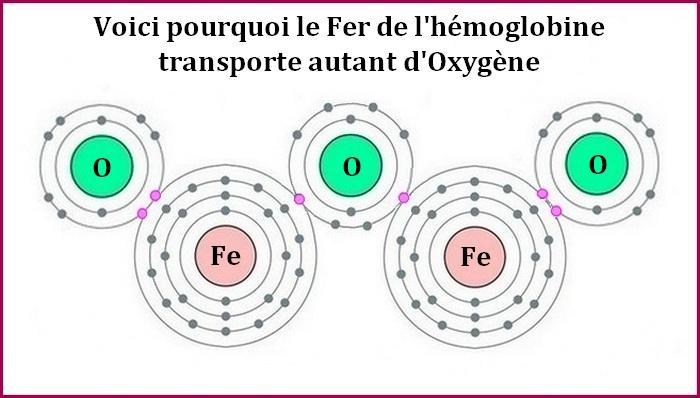 bioélectronique atomes electriques oxydoreduction Fer Oxygene