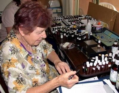Hulda Clark Laboratoire
