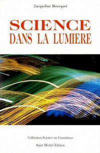 Livre Bousquet science dans la lumière petit